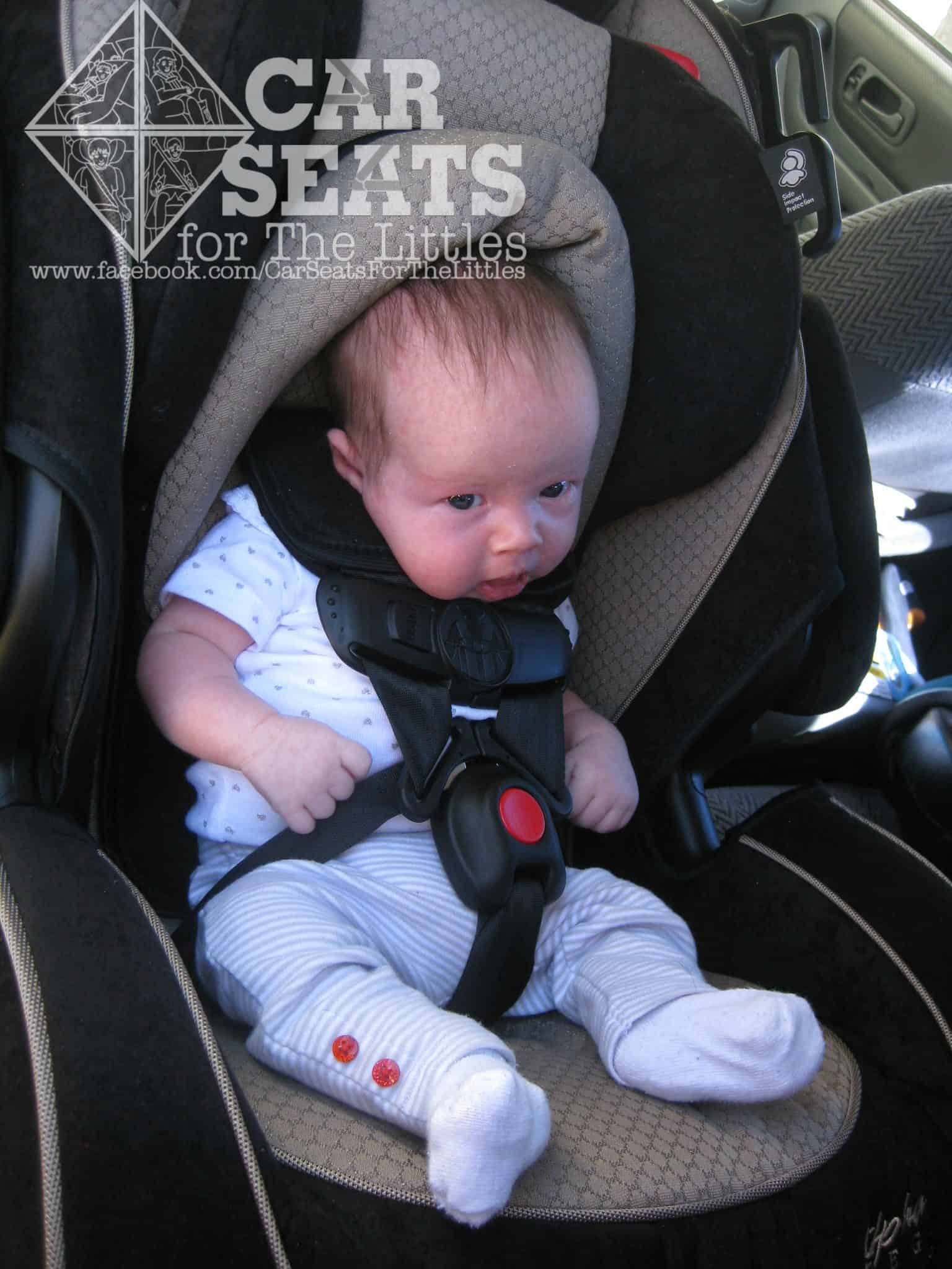Car Seats For The Littles The Alpha Omega Why It S
