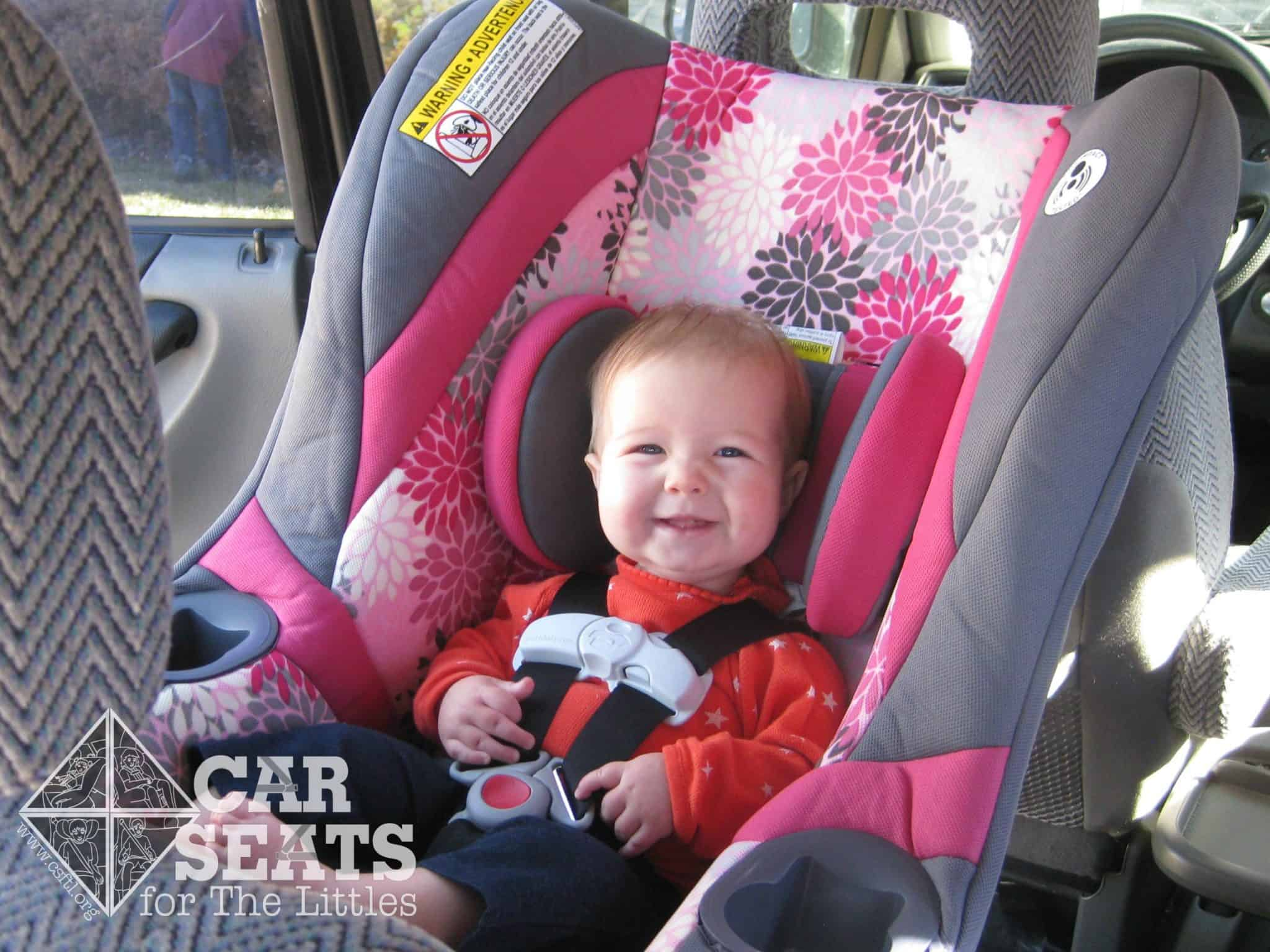 Car Seats For The Littles Graco Myride Reviewgraco