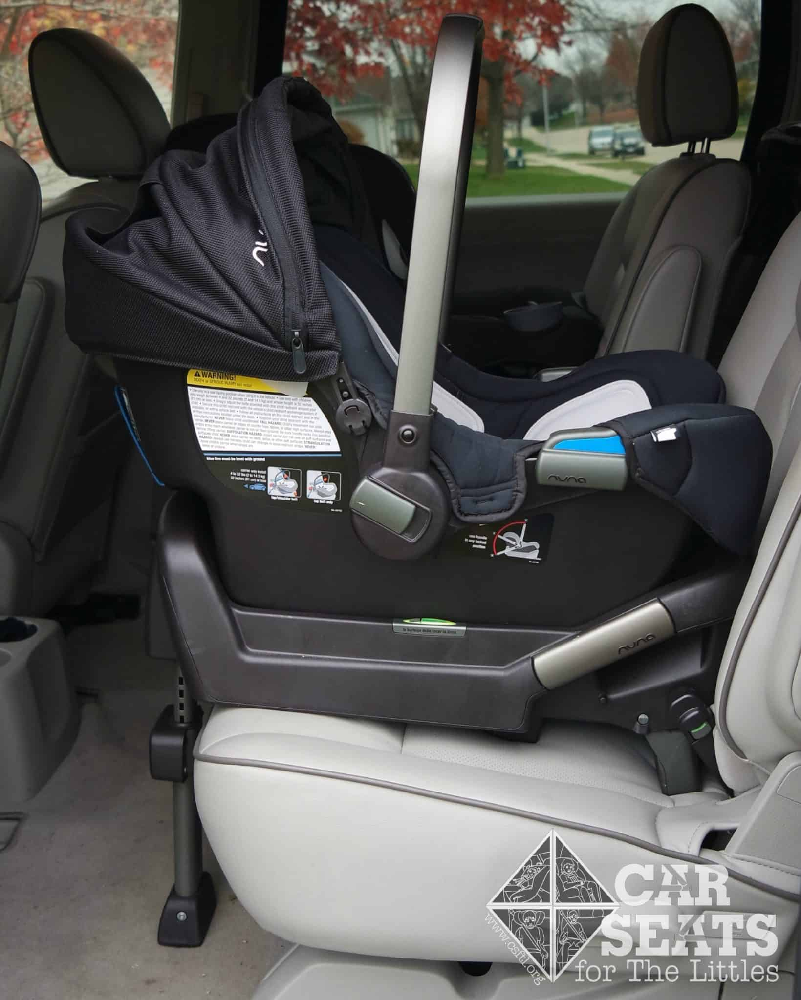 Nuna Pipa Review Car Seats For The Littles