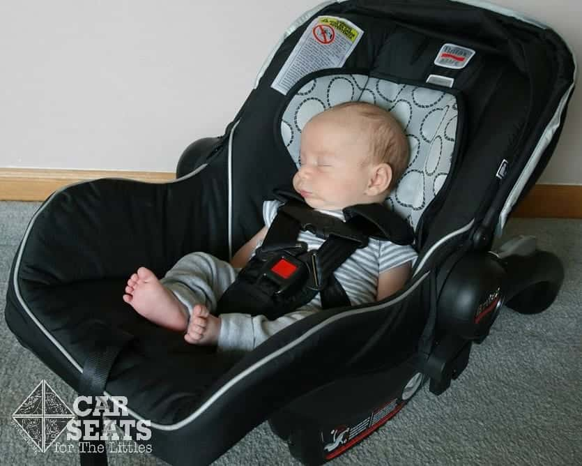 Britax Expiration Car Seat