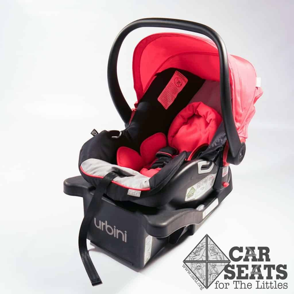 urbini petal review car seats for the littles. Black Bedroom Furniture Sets. Home Design Ideas