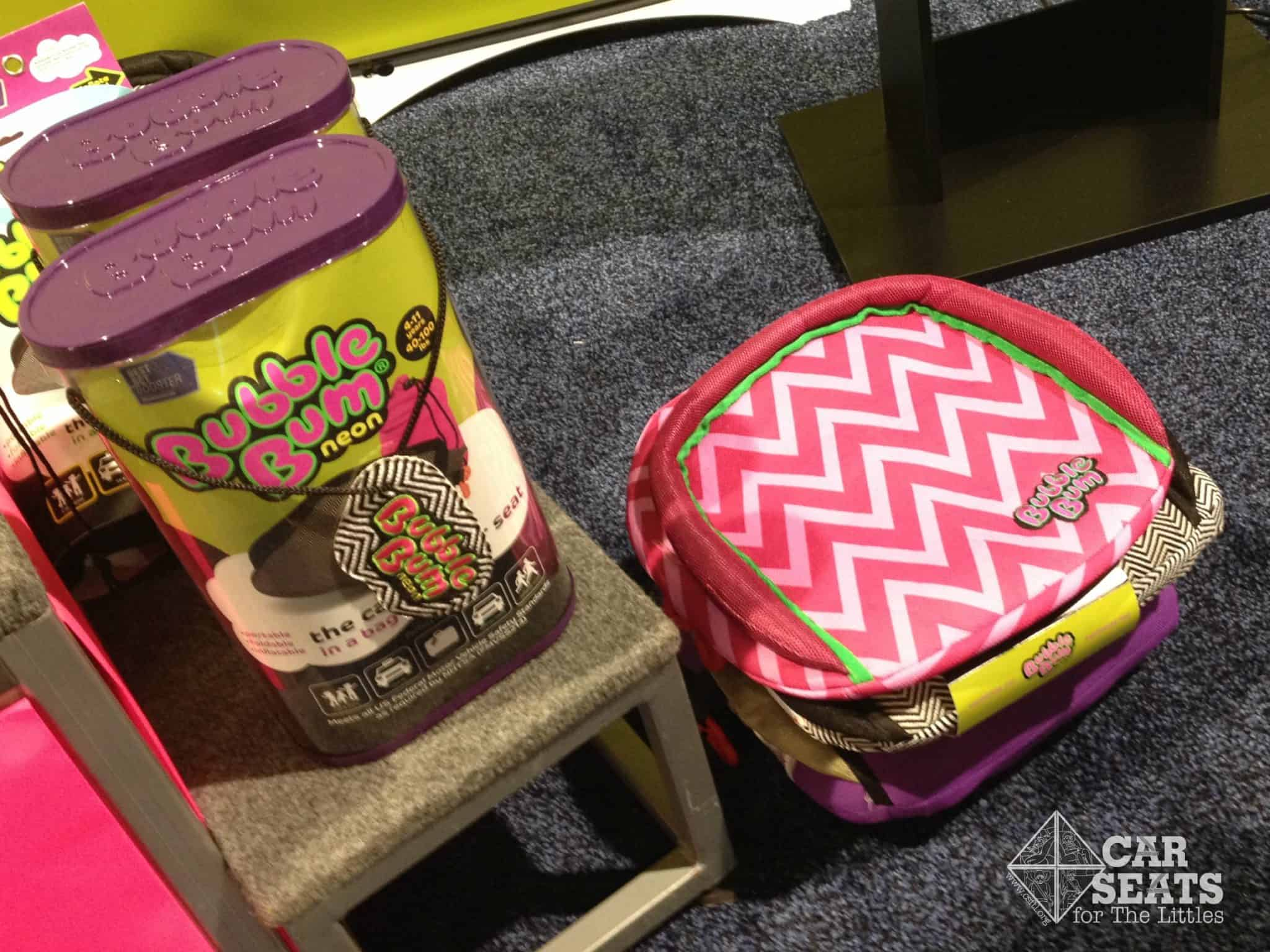 Bubblebum Inflatable Car Booster Seat Canada
