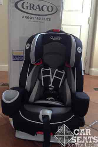 Car Seats For The Littles | Graco Argos 80 Elite 3-in-1 ...