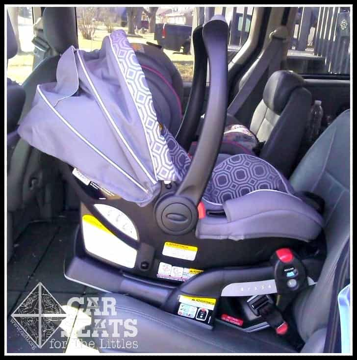 car seats for the littles graco snugride click connect 40 reviewgraco snugride click connect. Black Bedroom Furniture Sets. Home Design Ideas