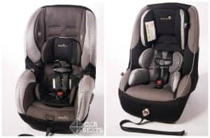car seats for the littles evenflo sureride vs safety 1st guide 65 a comparisonevenflo. Black Bedroom Furniture Sets. Home Design Ideas