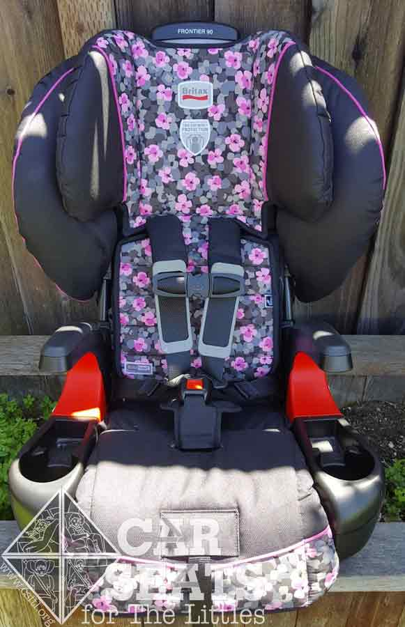 Britax Frontier Review Car Seats For The Littles