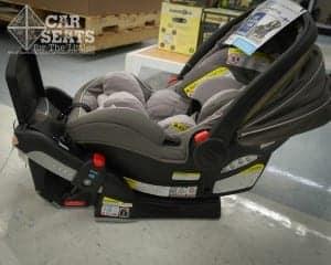 Graco, SnugRide, Click Connect, 40, rear facing, infant seat, base, adjustable, level, recline