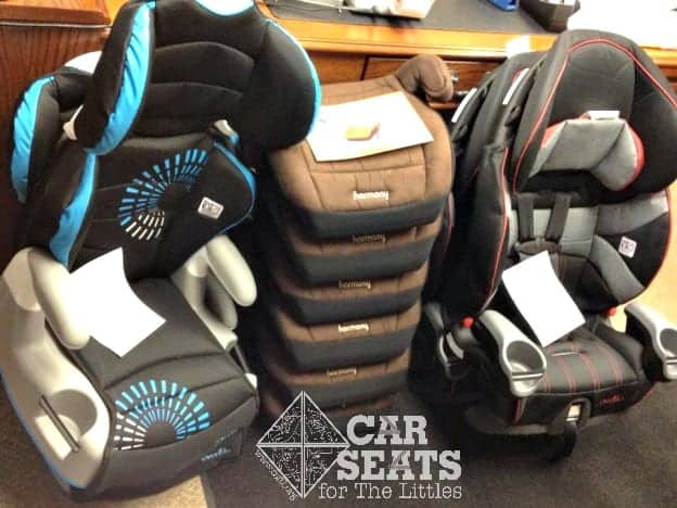 Car Seats For The Littles, Where To Get A Free Car Seat