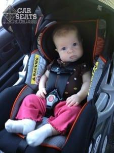 Baby Trend Inertia, infant seat, rearfacing, rear facing, anti-rebound, rigid latch