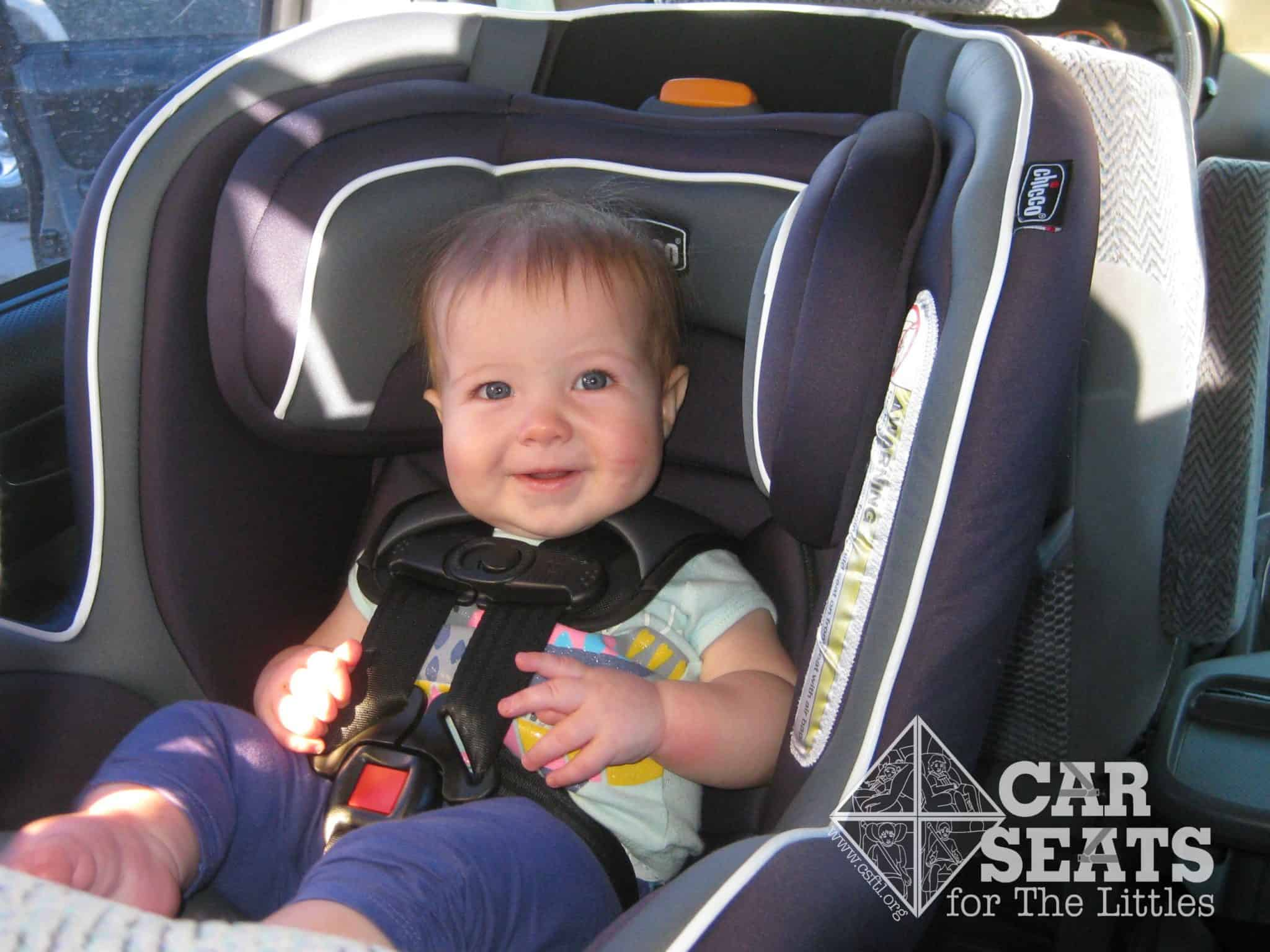Chicco Nextfit Review Car Seats For The Littles