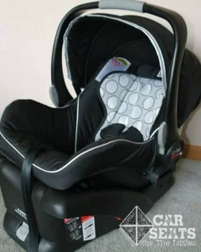 britax b safe review car seats for the littles. Black Bedroom Furniture Sets. Home Design Ideas