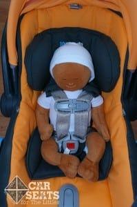 UPPAbaby Mesa Newborn doll