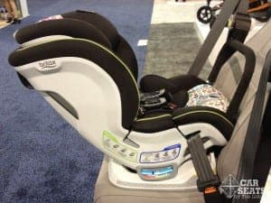 Britax Boulevard with Anti Rebound Bar
