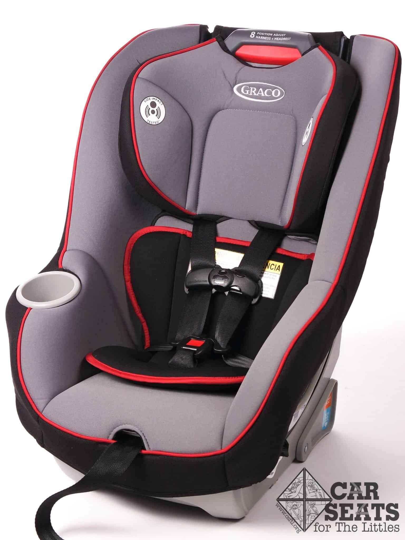 Graco Contender Review Car Seats For The Littles