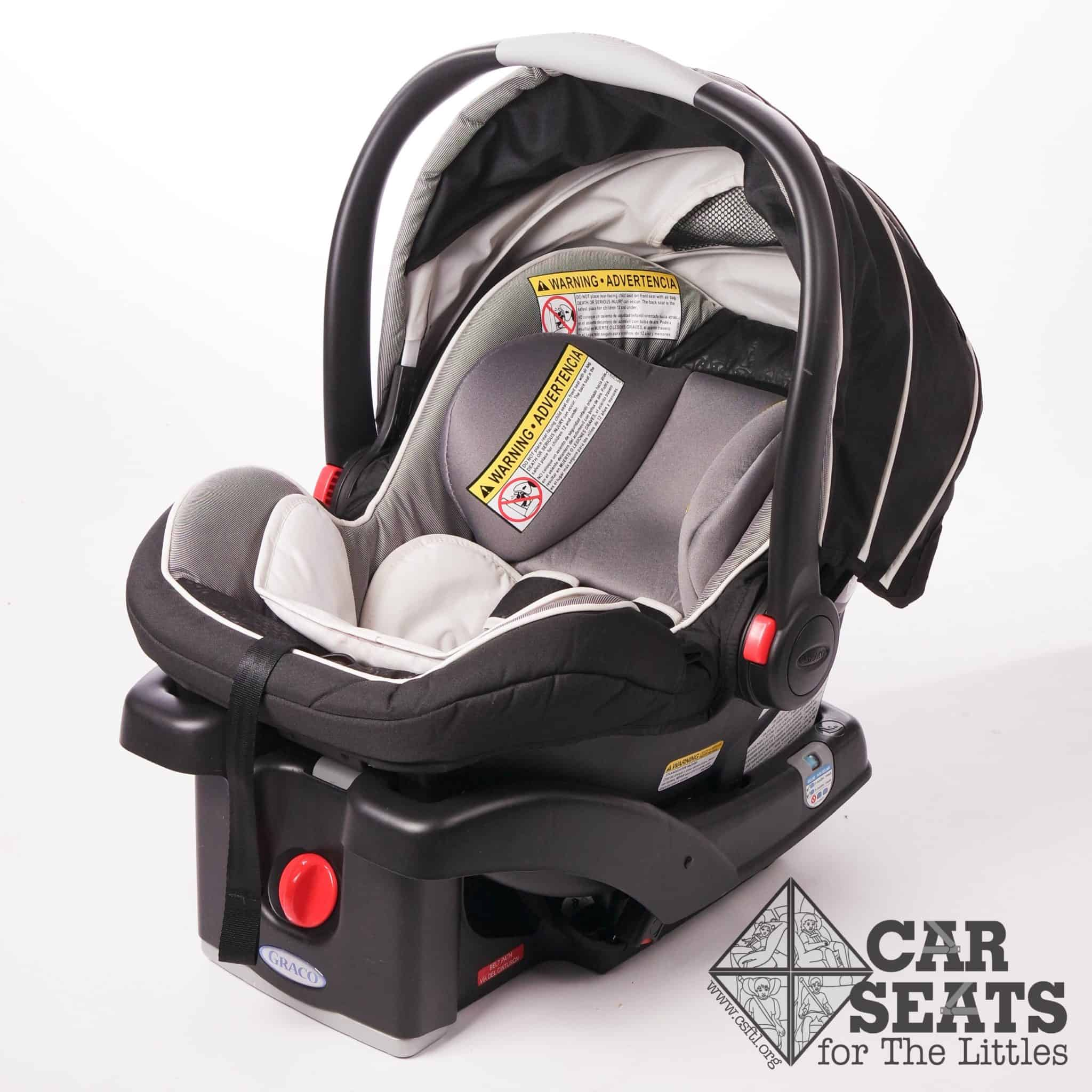 graco snugride click connect 35 lx review car seats for the littles. Black Bedroom Furniture Sets. Home Design Ideas