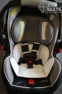 Graco SnugRide Click Connect 35 LX infant insert