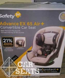 Safety 1st Advance EX Air +