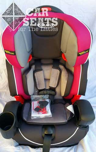 Graco Nautilus with Safety Surround Review - Car Seats For The Littles