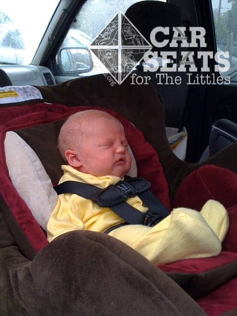 Best Newborn Car Seat >> Head slump, oh no! Or no biggie? - Car Seats For The Littles