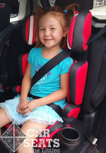 High Back Boosters For Big Kids And Their Younger Siblings Car Seats For The Littles