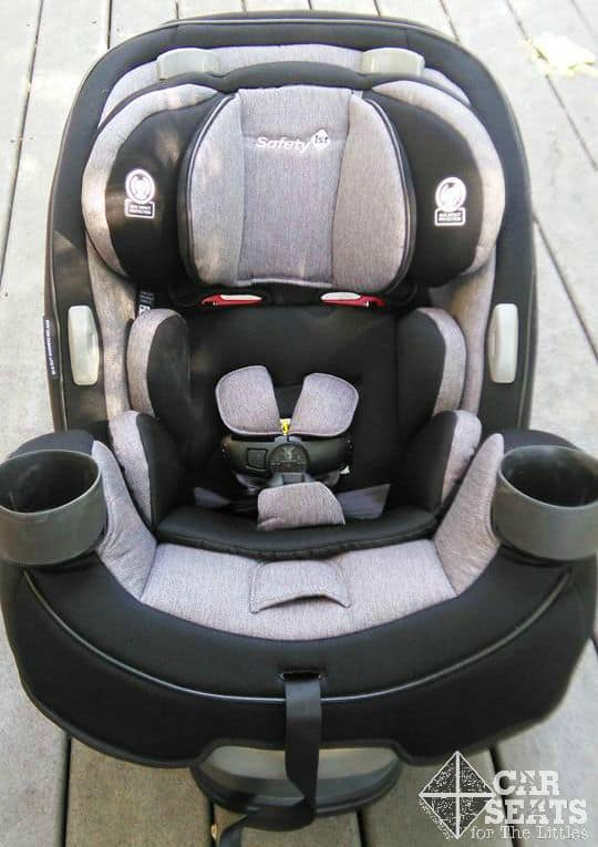Safety 1st Grow and Go 3-in-1 Car Seat Review - Car Seats For The ...