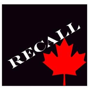 RECALL Canada Chicco Keyfit 30 Infant Car Seat