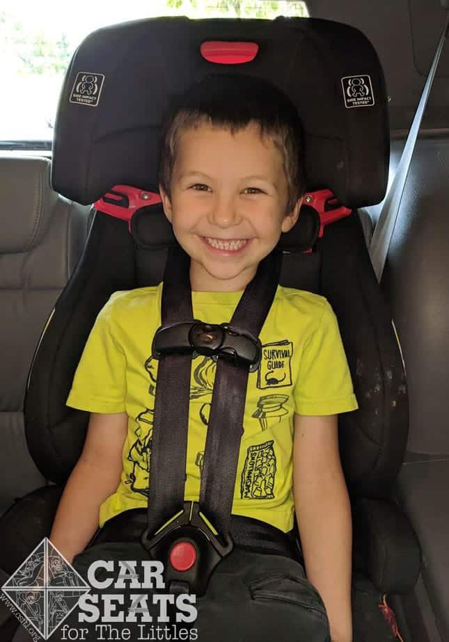 Best High Back Booster >> Graco Tranzitions / Wayz Review - Car Seats For The Littles