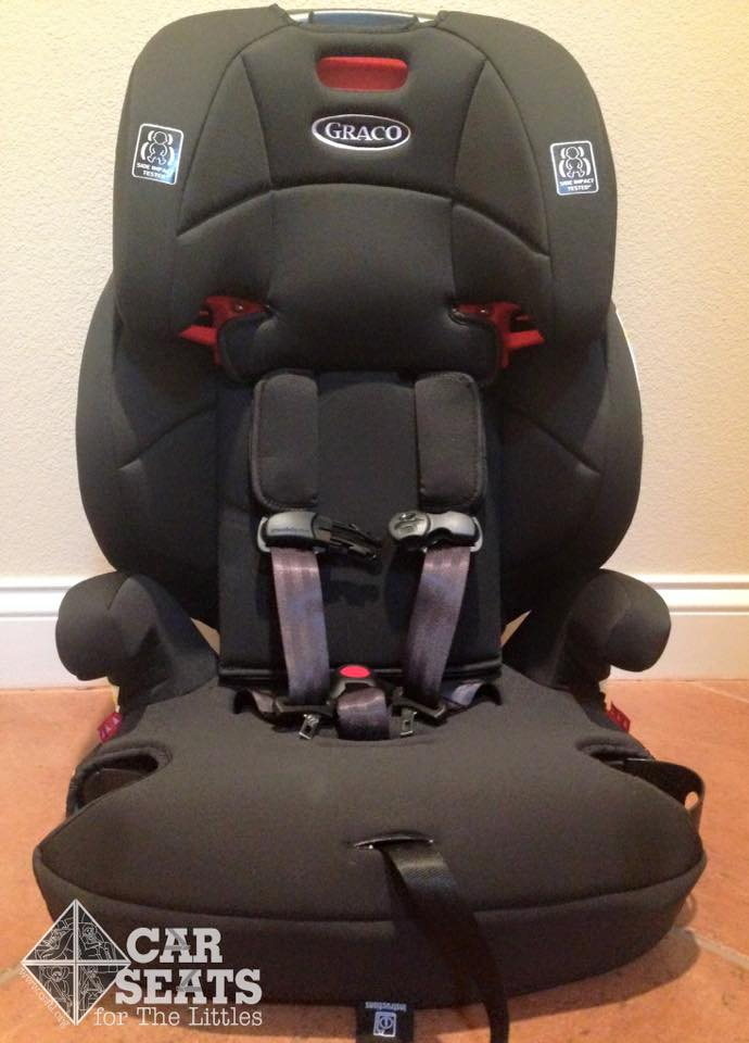 Graco Tranzitions / Wayz Review - Car Seats For The Littles
