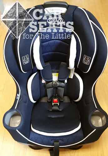 Graco Extend2Fit Mini Review - Car Seats For The Littles