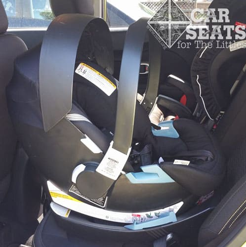 cybex aton 2 review car seats for the littles. Black Bedroom Furniture Sets. Home Design Ideas