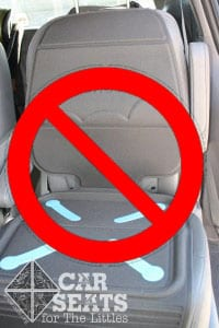 Seat Protectors At a Glance - Car Seats