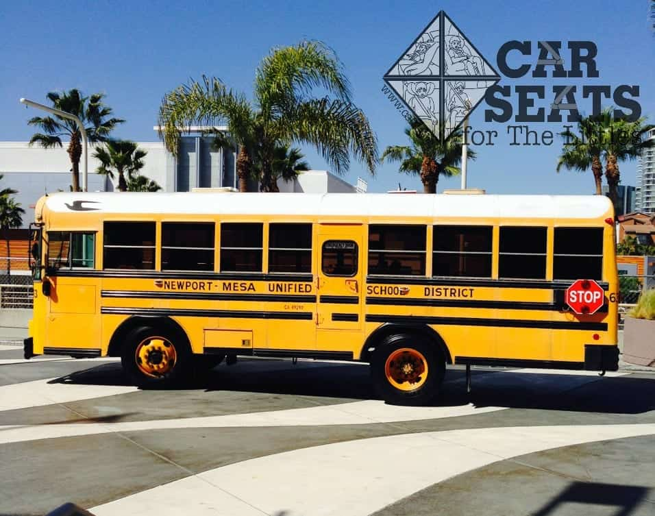 School Buses - Car Seats For The Littles