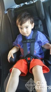 IMMI Go: 3 years old, 33 lbs, 36 inches tall
