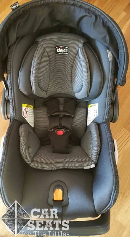 Chicco Fit2 Review - Car Seats For The Littles