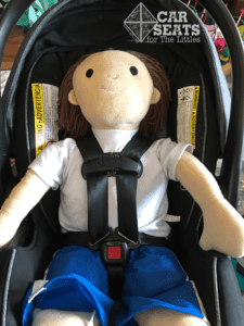 Fit to Child: Toddler Doll
