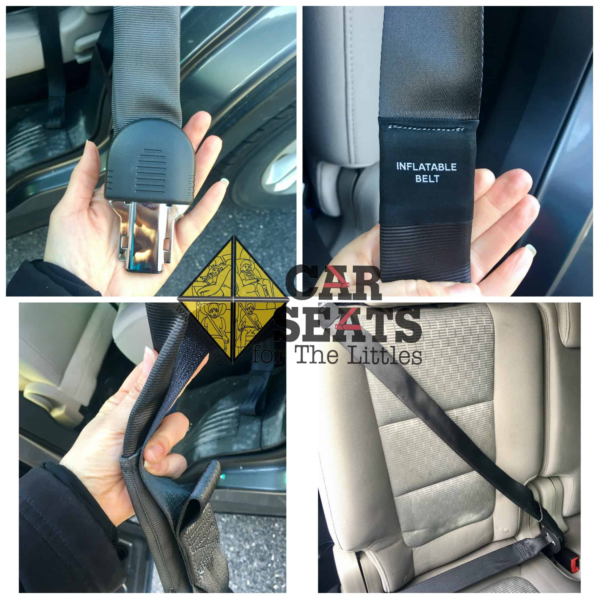 Inflatable Seat Belts and Car Seats - Car Seats For The Littles