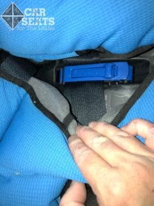 Britax Allegiance Rear Facing Lockoff