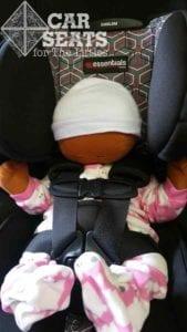 Brtiax Emblem newborn doll