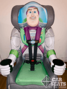 KidsEmbrace Combination Harness to Booster Car Seat