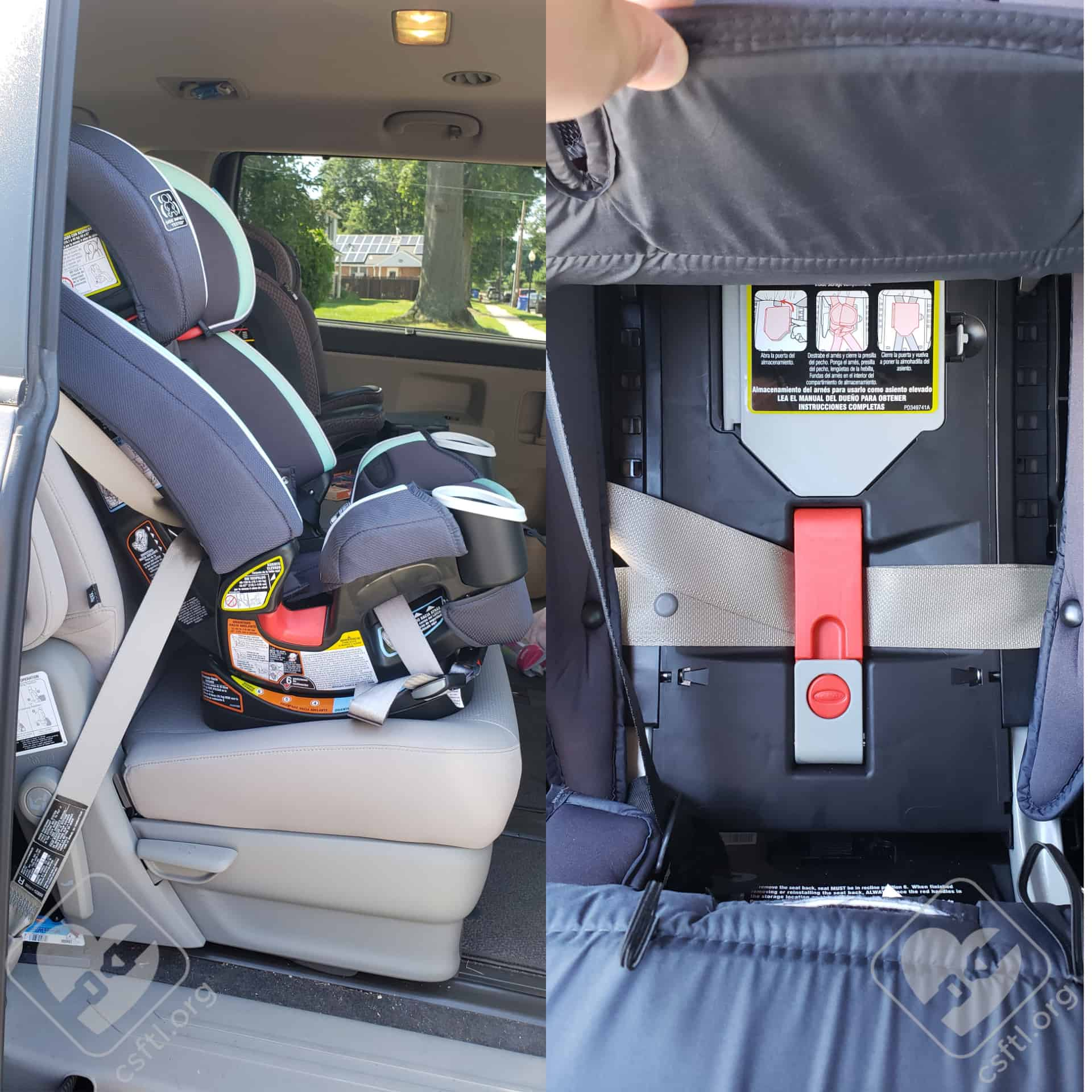 Graco 4ever Dlx Multimode Car Seat Review Car Seats For The Littles
