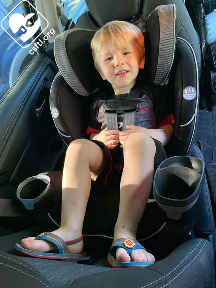 Rear Facing Car Seat Myths Busted - Car