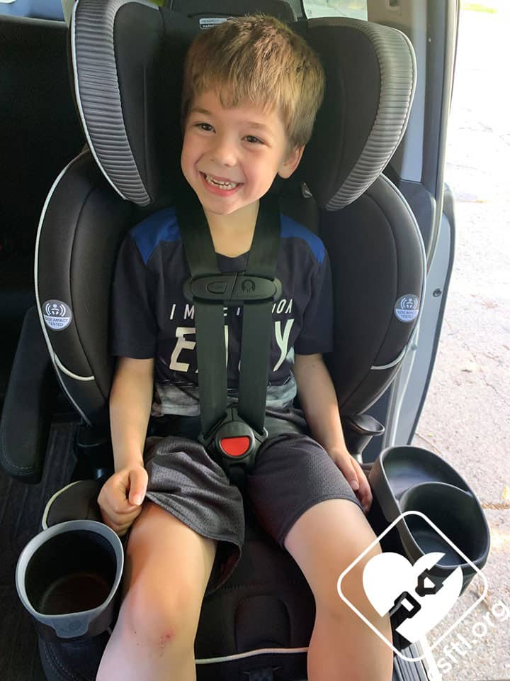 The Four Stages Of Car Seat Safety, Car Seat For 6 Year Old Boy